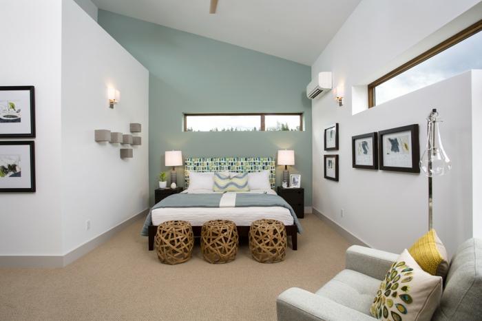 wandfarben einrichtungsbeispiele wohnideen wohnzimmer einrichten wohnzimmer ideen kühl