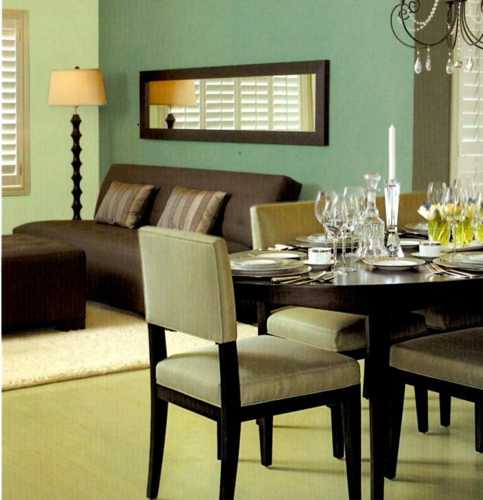 einrichtungsbeispiele- wohnideen wohnzimmer einrichten wohnzimmer ideen tropisch grün