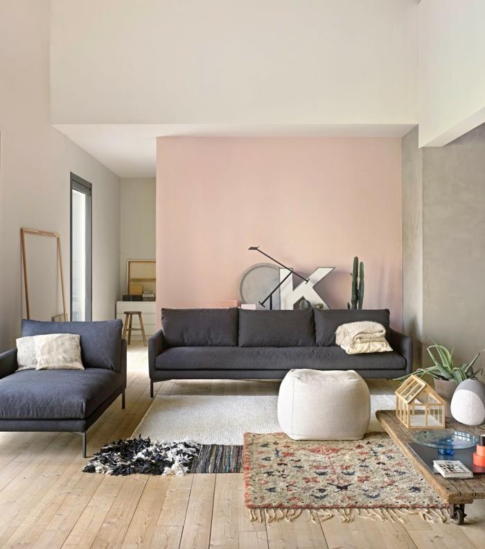 einrichtungsbeispiele wohnideen wohnzimmer einrichten wohnzimmer ideen tropisch-nativ