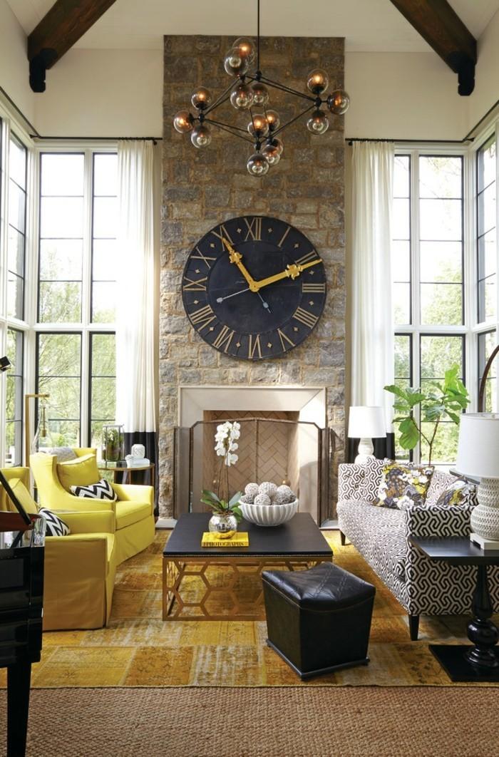 Superb Fabulous Wohnzimmer Uhren Holz Phnomenal Wohnzimmer Uhren Holz Dekoration  With Wohnzimmer Uhren