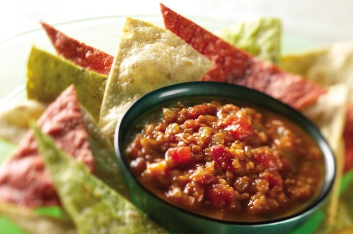 Sommer Rezepte wassermelone gurke salat lebe gesund titel salsa tomaten