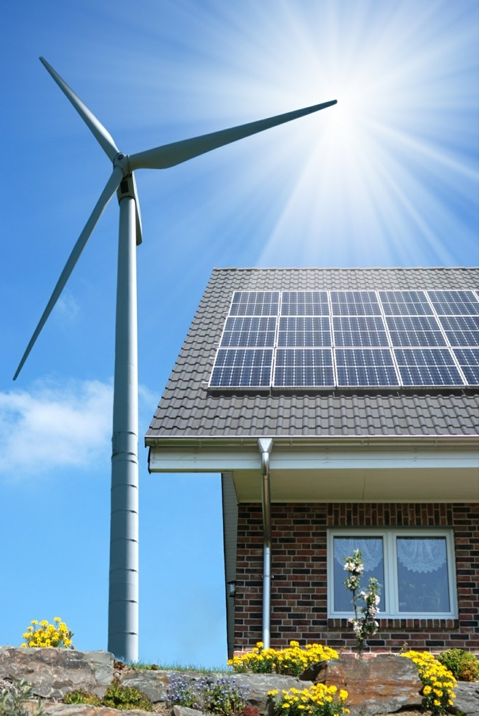 wohnideen energie sparen tipps solarsysteme