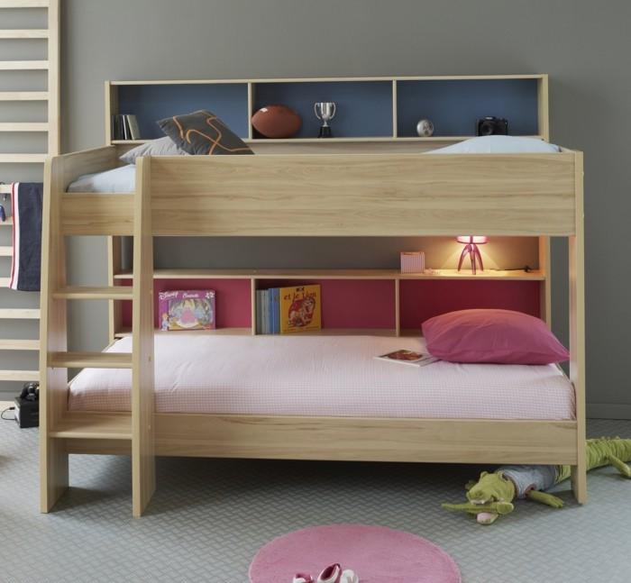 kinderzimmer mit hochbett einrichten f r eine optimale. Black Bedroom Furniture Sets. Home Design Ideas