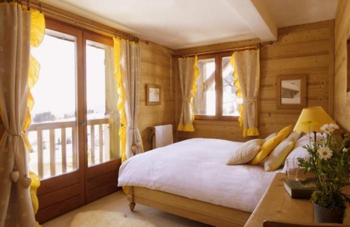 fensterverdunkelung schlafzimmer wohnideen schlafzimmer dekoideen gardinen holzmöbel