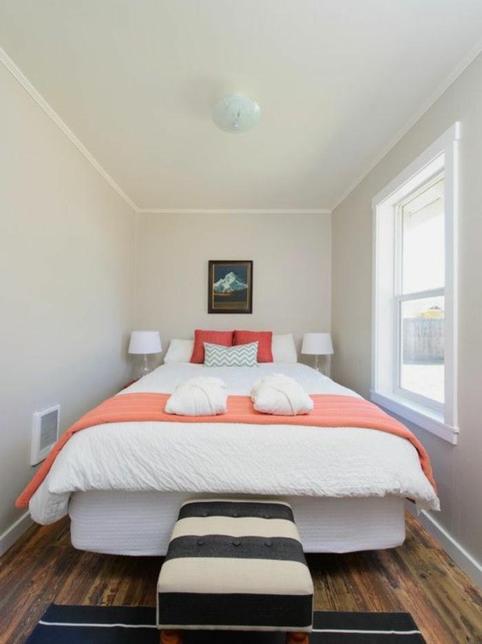 wohnideen schlafzimmer dekoideen kleines schlafzimmer wanddeko
