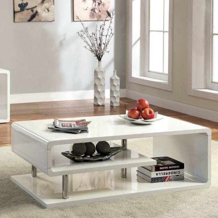 wohnung dekorieren wohnzimmer dekorieren bücher moderner couchtisch