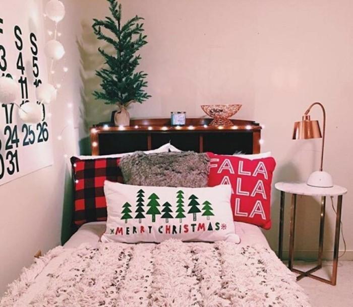 wohnung einrichten ideen mädchenzimmer dekoideen tumblr weihnachten