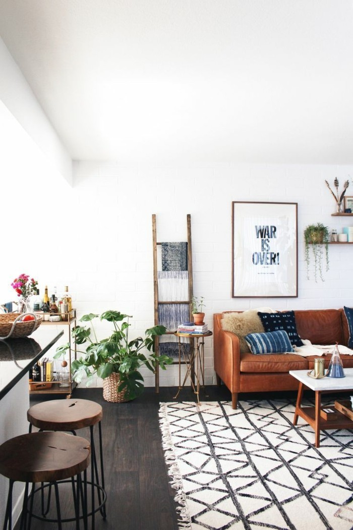 Wohnung Einrichten Ideen Für Ein Schönes Wohngefühl Zu Hause |  Einrichtungsideen ...