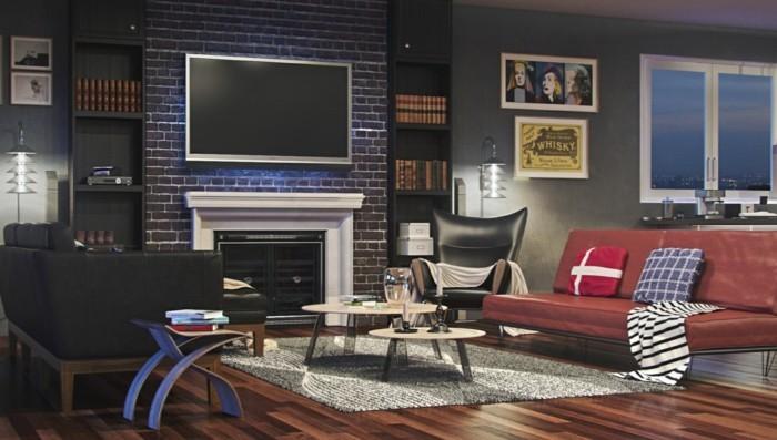 Wohnungen Renovieren Ideen : wohnung renovieren einrichtungsbeispiele wohnideen leiter diy ideen