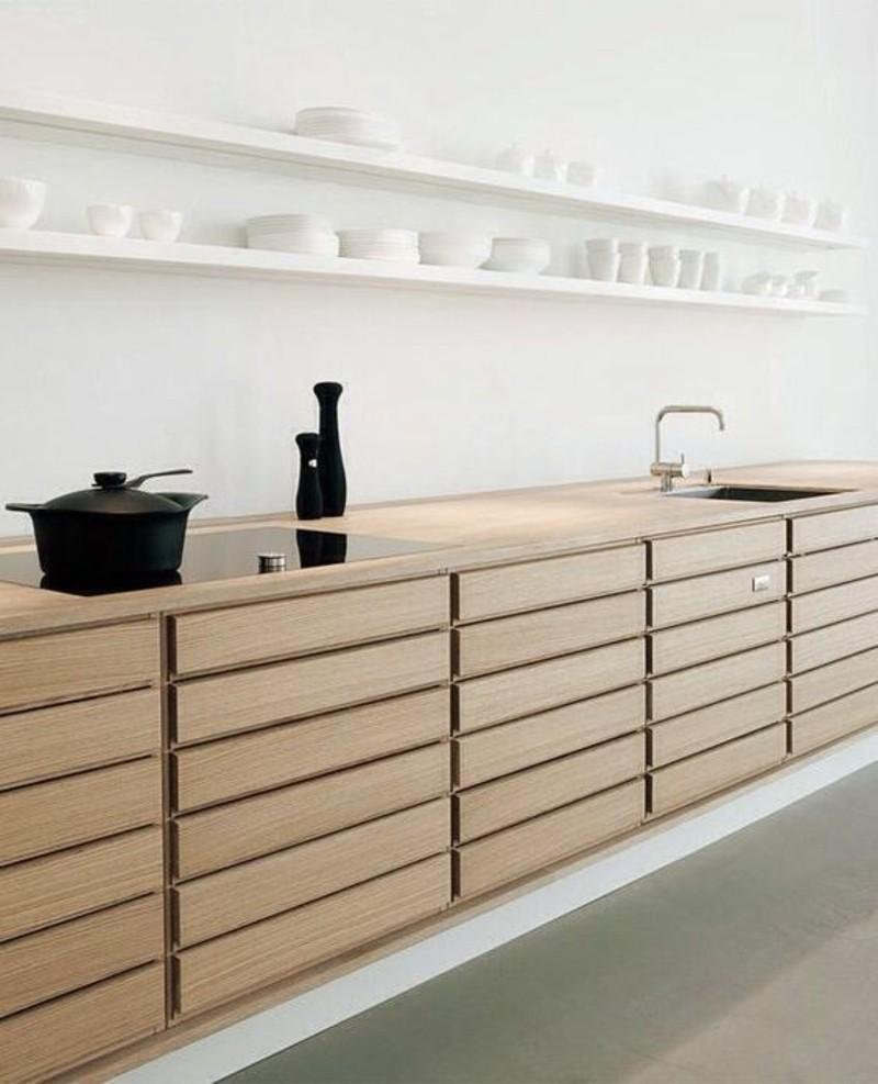 Einrichtungsbeispiele im Japanischen Stil Küchenschränke