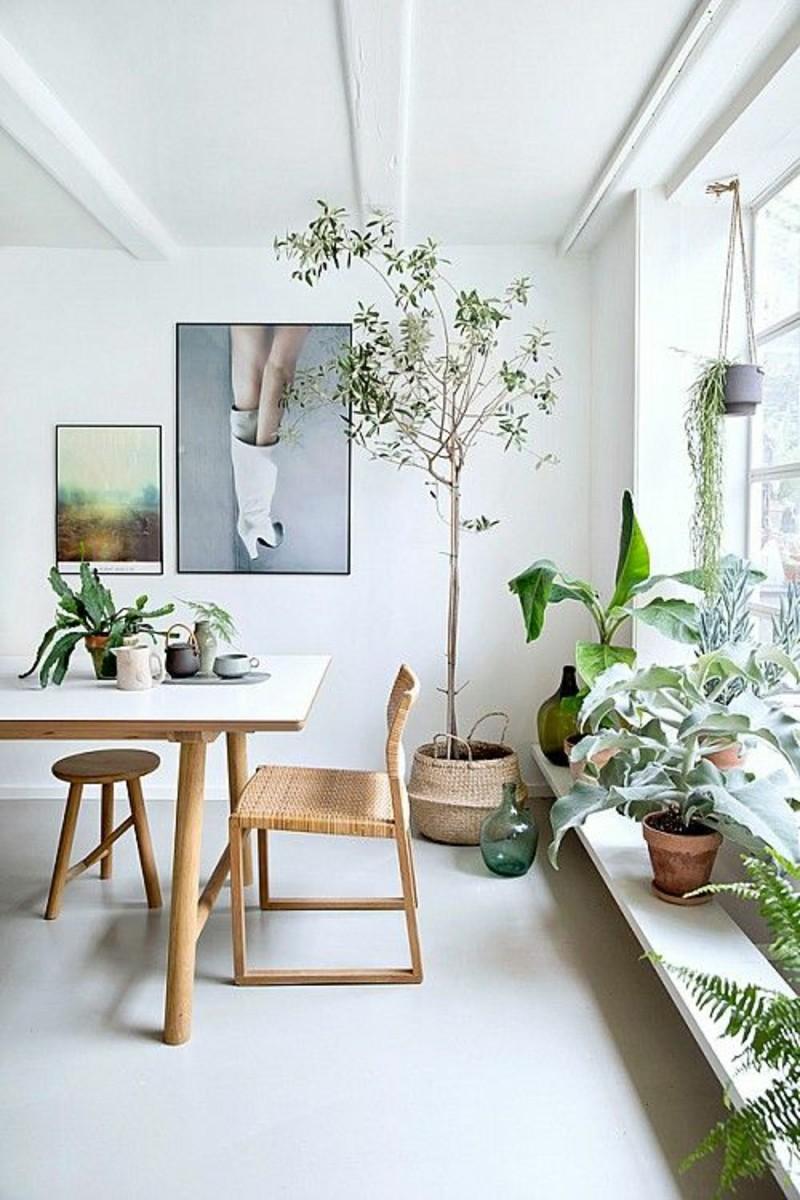 Einrichtungsbeispiele im Japanischen Stil Rattanmöbel