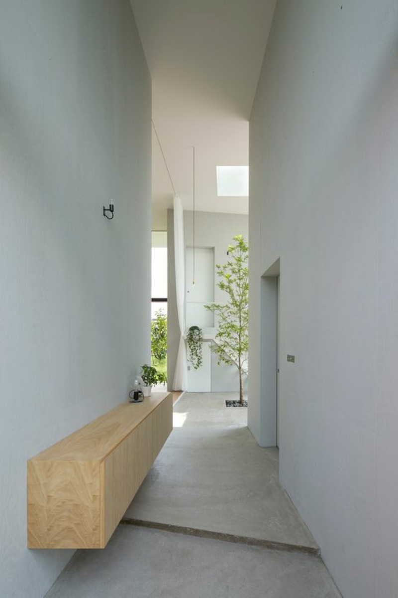 Einrichtungsbeispiele im Japanischen Stil Sideboard Holz