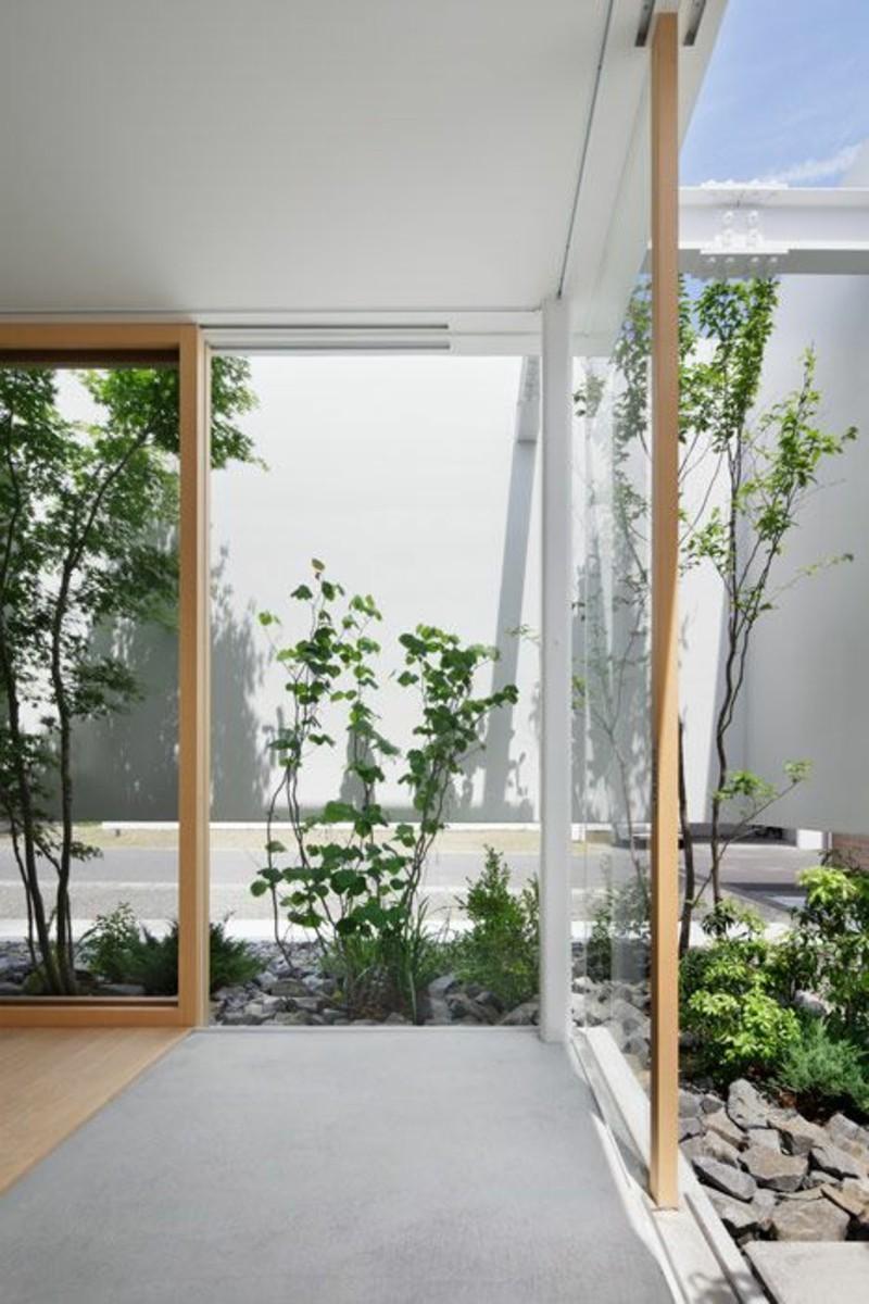 Einrichtungsbeispiele im Japanischen Stil lebendiges Design