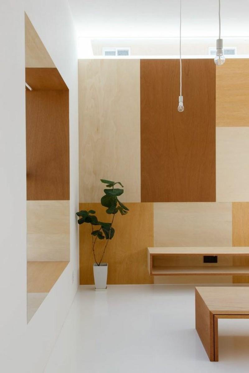 Einrichtungsbeispiele im Japanischen Stil natürliche Materialien Holz