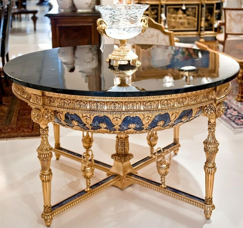 Empire Stil  schicke Möbel und gehobene Einrichtungsideen