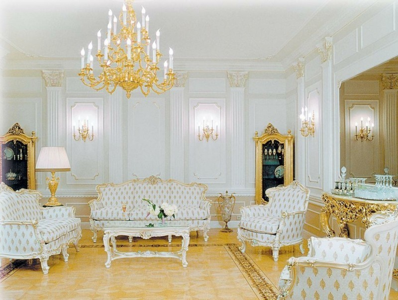 Empire Stil - schicke Möbel und gehobene Einrichtungsideen