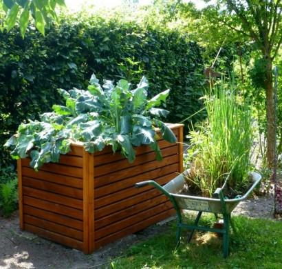 Gartenideen Tipps Fur Das Perfekte Hochbeet