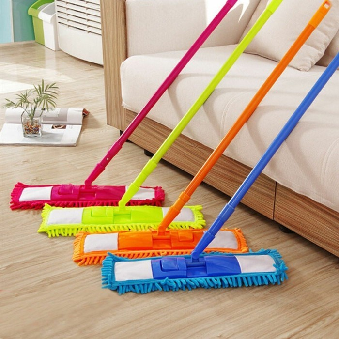 haushalt tipps den lamintaboden reinigen reinigungsmittel