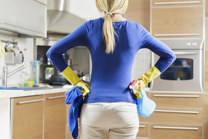 Haushalt Tipps Nötige Utensilien Ordnung Schaffen Küche