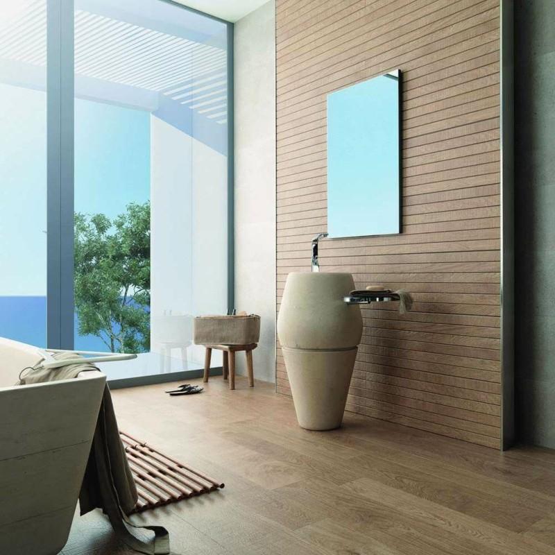 Innendesign im japanischen Stil Badmöbel Design