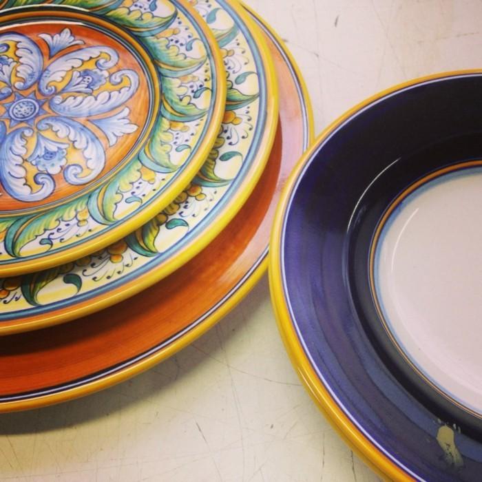 majolika keramik italien