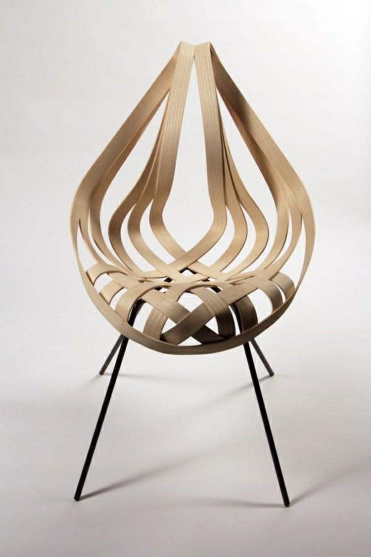 designer mobel zukunft des materials wandregal stuhl design