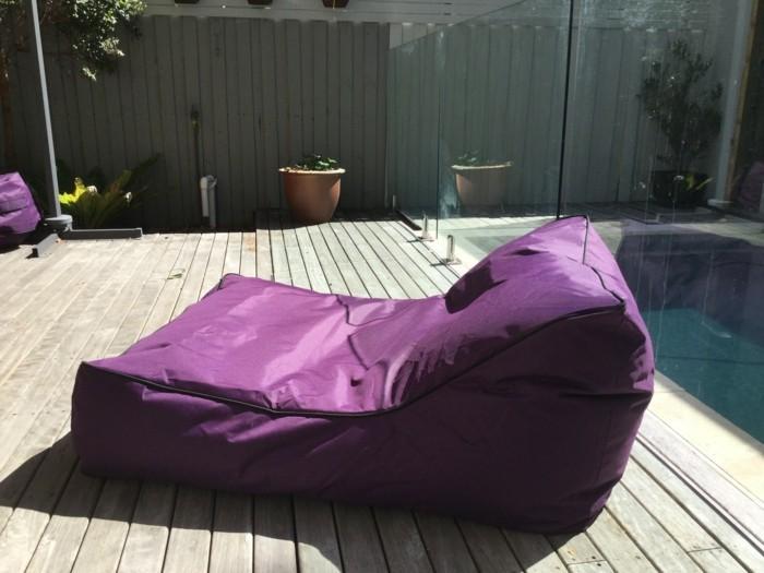 sitzsack outdoor - 20 trendige einrichtungsideen für den modernen, Hause und Garten