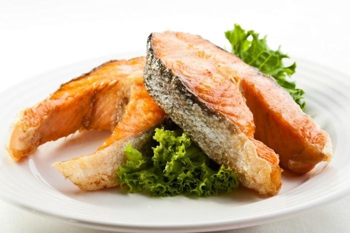 gesunde ernährung fisch proteine