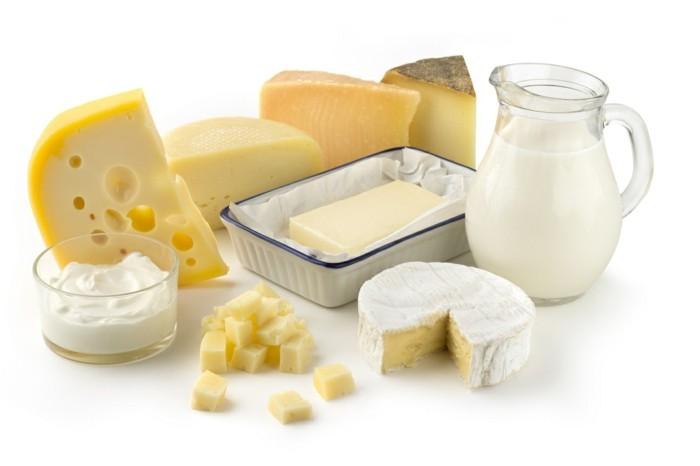 gesunde ernährung milchprodukte proteine