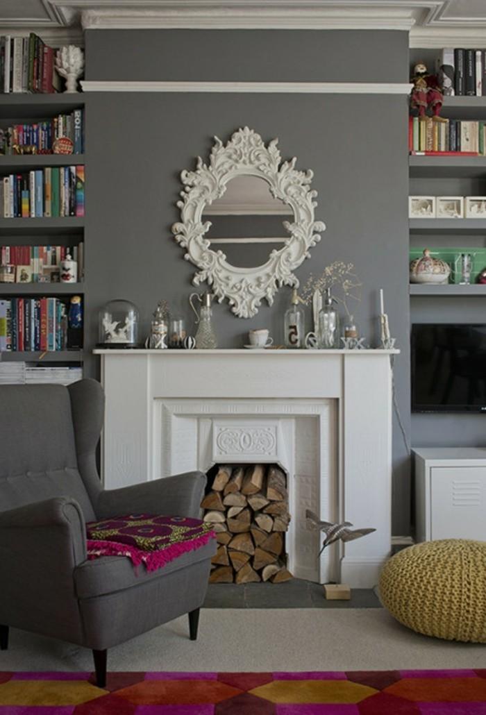 70 Ideen Für Wandgestaltung - Beispiele, Wie Sie Den Raum Aufwerten Ideen Zur Wandgestaltung Wohnzimmer