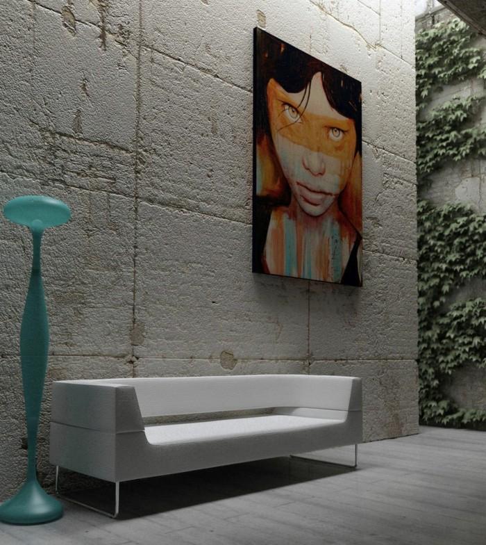 70 ideen f252r wandgestaltung beispiele wie sie den raum