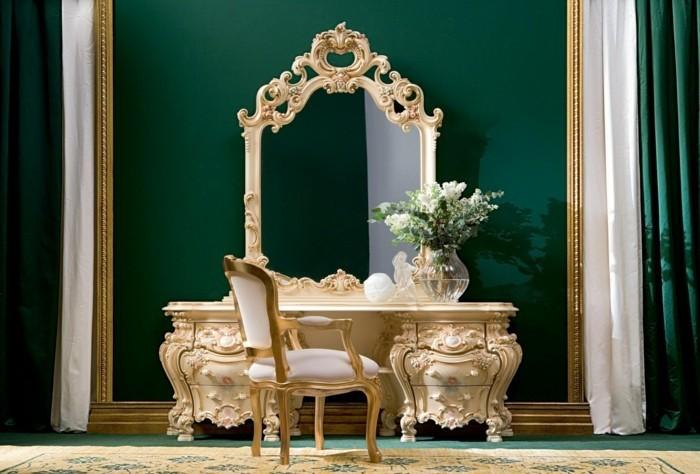 innendesign einrichtungsbeispiel wohnideen deko ideen barock ferrazzano schlafzimmer