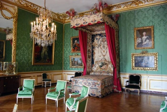 innendesign einrichtungsbeispiel wohnideen deko ideen barock franzosisch
