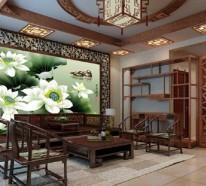 Inspiration Asien- 15 Einrichtungsbeispiele und China- Innendesign