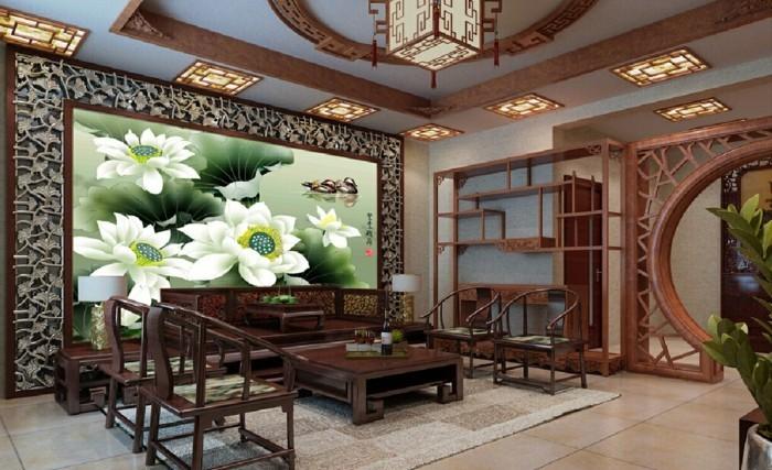 inspiration asien 15 einrichtungsbeispiele und china innendesign. Black Bedroom Furniture Sets. Home Design Ideas