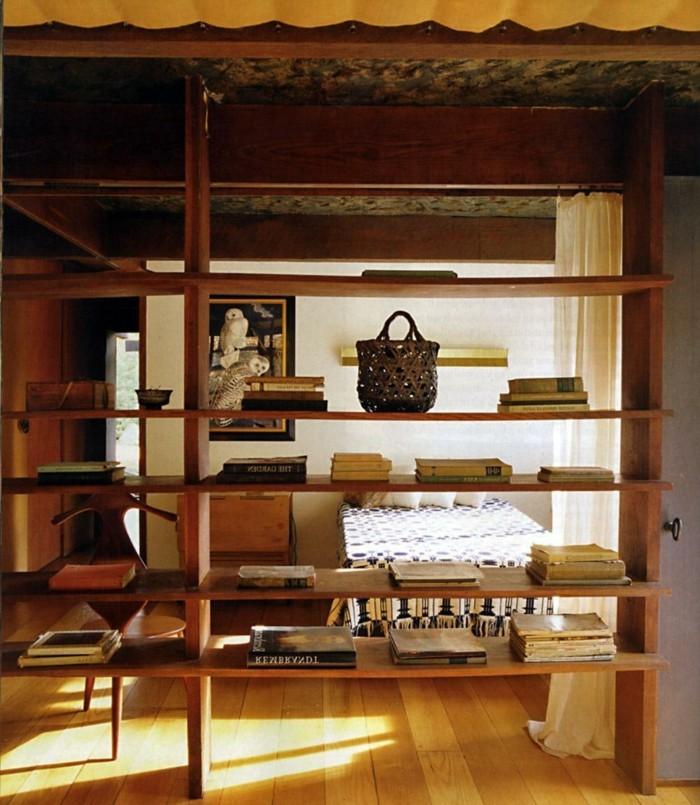 innendesign einrichtungsbeispiele wohnideen deko ideen china tee regal