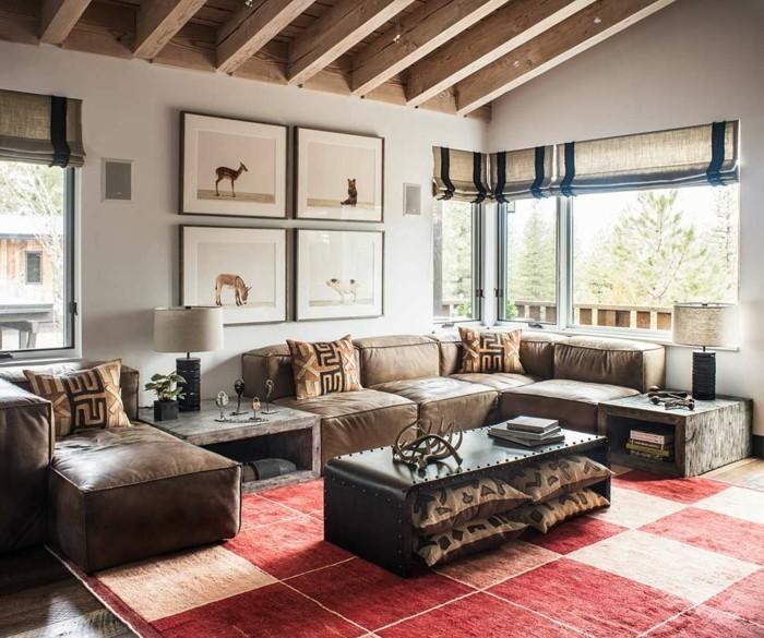 innendesign kennen sie den unterschied zwischen eklektik. Black Bedroom Furniture Sets. Home Design Ideas
