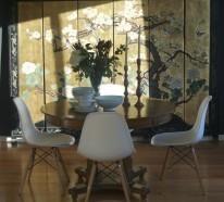 Zimmer einrichten Ideen im Stil Rokoko, welche dem Raum ein edles Aussehen verleihen