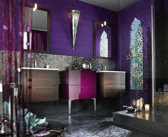 inneneinrichtung ideen badideen arabischer stil