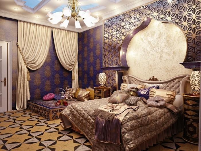 Inneneinrichtung Ideen Im Arabischen Stil, Wie Sie Ein Spezifisches  Interieur Schaffen | Einrichtungsideen ...