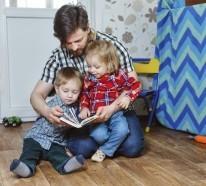 """""""Papa Online"""" für liebevolle Väter"""