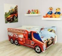 Kinderbetten – Die 5 besten Feuerwehrbetten für Kinder