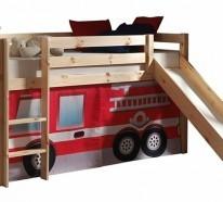 ▷ 1000 ideen für das kinderzimmer - tolle kinderzimmer deko und ... - Kinderzimmer Deko Feuerwehr