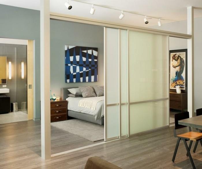 kleine wohnung einrichten 13 stilvolle und clevere ideen und beispiele. Black Bedroom Furniture Sets. Home Design Ideas