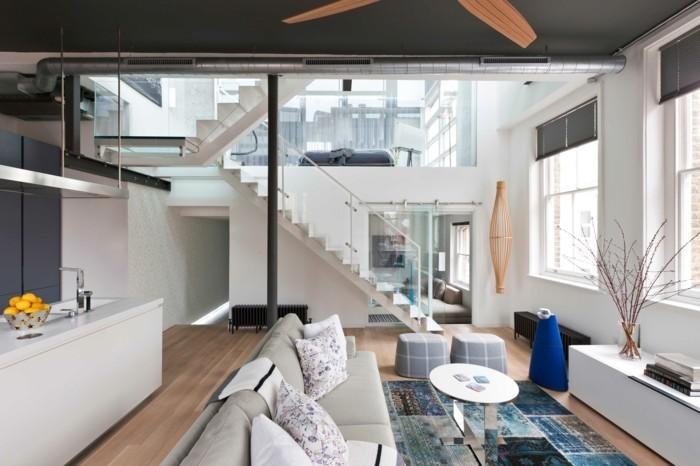 wohnideen fur die wohnung ~ verschiedenes interessantes design für, Wohnzimmer
