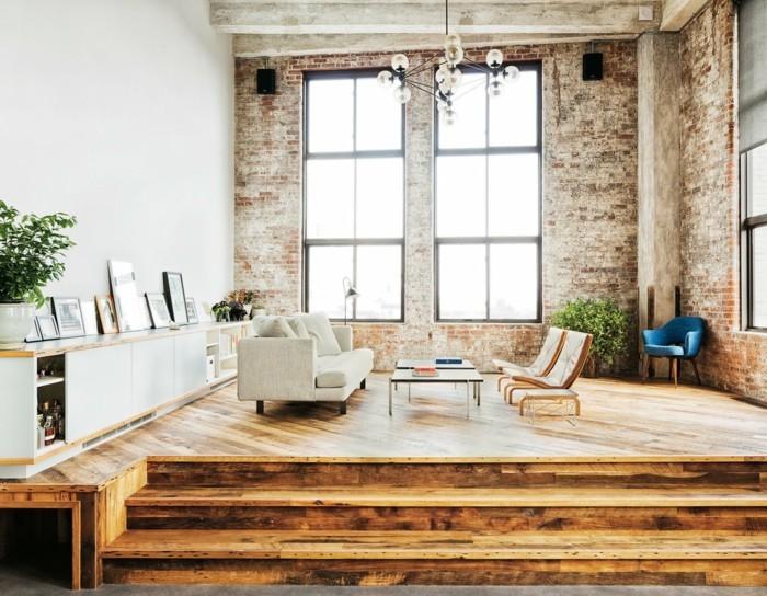 31 traumhaft sch ne ideen f r ihre loft wohnung. Black Bedroom Furniture Sets. Home Design Ideas