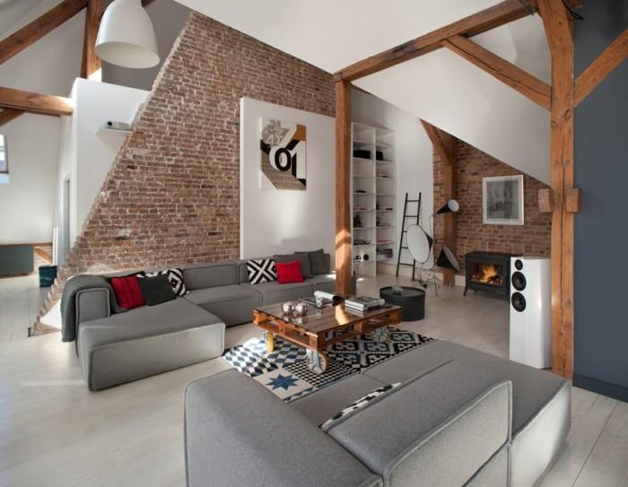 wohnideen offenen wohnbereich ~ moderne inspiration, Hause deko