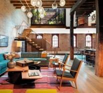 31 traumhaft schöne Ideen für Ihre Loft Wohnung