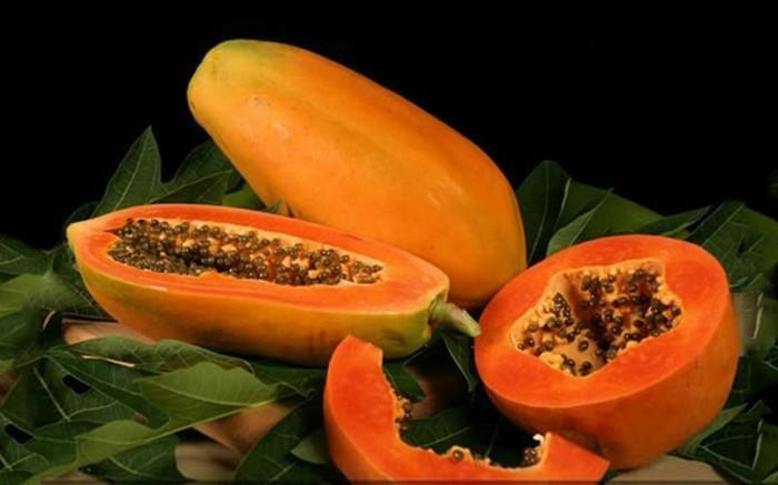 papaya lebe gesunд fruhstucksideen gesund abnehemn gesundes obst studio