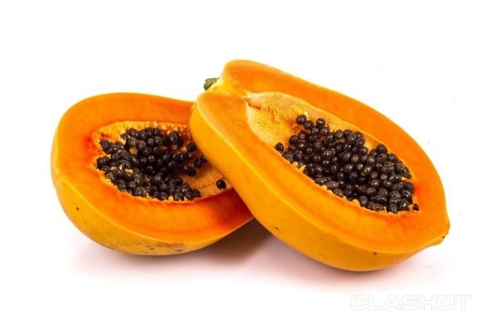 papaya lebe gesund fruhstucksideen gesund abnehemn gesundes obst2